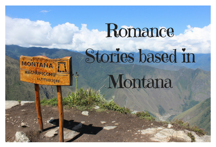 What are some Romance Books based in Montana?